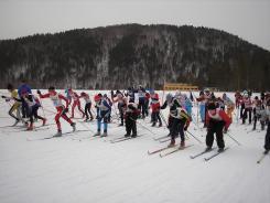 Амыльская лыжня